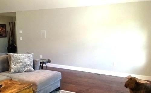 lange muur decoratieloos
